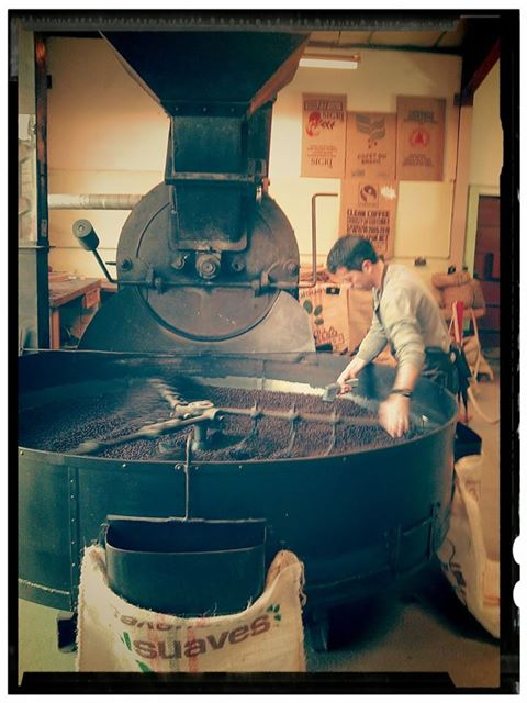 Ancien torréfacteur L'Atelier du Café